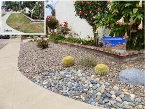 Costa Mesa Turf Removal Rebate Program