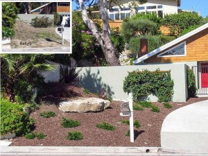 San Juan Capistrano Front Yard Revamp