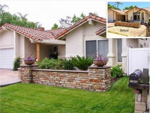 Mission Viejo Front Yard Landscaping